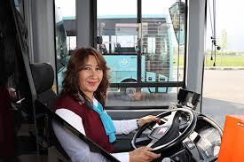 Fenalaşan yolcuyu hastaneye kadın şoför yetiştirdi