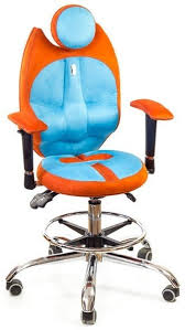 Детское эргономичное <b>кресло Kulik System</b> Trio купить с ...