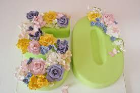 50th Birthday Cakes New York Number Custom Cakes Sweet Grace