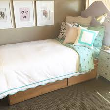 dorm bedroom furniture. dorm decorating idea by practically imperfect - shutterfly.com bedroom furniture l