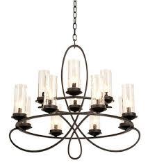 12 light chandelier light inch heirloom bronze chandelier ceiling light in seeded side glass without crystals 12 light chandelier