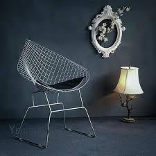 modern design harry diamond steel wire chair diamond loft modern design harry diamond steel wire chair