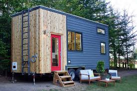 tiny house. This Cozy Modern Home Was Designed For A DC-based Couple The Show Tiny Luxury. Clients Wanted And Toddler-friendly They Could Park On House
