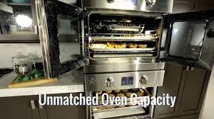 Gas Wall Ovens Reviews Bluestar Electric Wall Oven Youtube