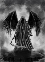 Grim Reaper By Maris Cz On Deviantart Reaper Billeder Blæk A