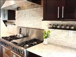 stone veneer kitchen backsplash. Stacked Stone Backsplash Traditional Kitchen Veneer