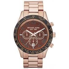 michael kors men s mk8247 layton rose gold watch mens watches kors michael kors men s mk8247 layton rose gold watch