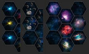 Design Tiles Game Sci Fi Board Game Map Tile Designs Josephknight Com Art