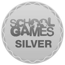Image result for silver school games award