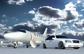 Image result for luxury transportation with plane
