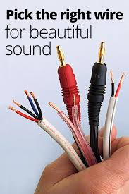 home theater wiring supplies. speaker wire: how to choose the right gauge and type. home speakershome theater wiring supplies m