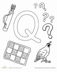 Small Picture Q Free Coloring Pages on Art Coloring Pages