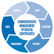 Digital Certificate Management Nebulacert Vintegris Tech