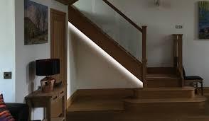 under stairs lighting9 stairs