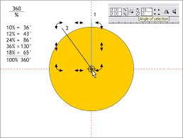 Page 4 The Xara Xone Workbook Creating A 3d Pie Chart In Xara