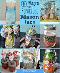 Great Idea Series Re Purposing And Re Using Everyday Items 8 Diy Creative Ways To Reuse Mason Jars Photos Mason Jar Diy