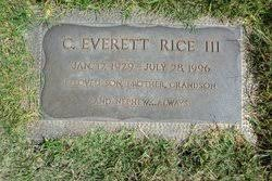 C Everett Rice (1979-1996) - Find A Grave Memorial
