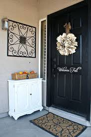 front door decor fall front door ideas front door spring decor