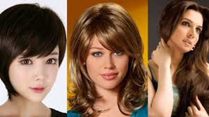 Best Feather Cut Hairstyles Step Cut Haircuts