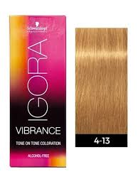 Schwarzkopf Igora Royal Vibrance Tone On Tone Color Alcohol Free 4 13 60ml