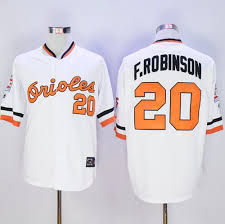 Mlb Reasonable Purchase Frank Orioles 20 Jersey Ness And Stitched White Now At Price Mitchell Robinson