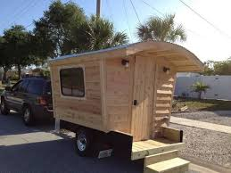 Small Picture This is Boyds DIY micro camper on wheels He wanted to build a