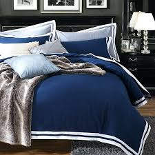 brief style bedding set cotton hotel bed linens man 3 or flat sheet duvet cover stripe past lotus print hotel style bedding sets