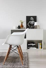 Small Ikea Besta Unit Sideboard