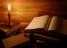 vine still life with old books and candle vine still life with old books and