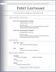 Cv Template Free Download Free Downloadable Resume Template Under Fontanacountryinn Com