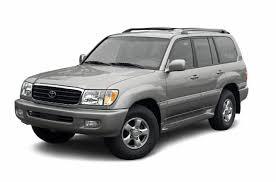 2002 Toyota Land Cruiser Information