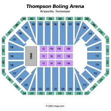 Thompson Boling Arena Knoxville Tickets Schedule