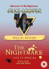 wele to my nightmare special edition dvd