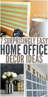 images of office decor. Office Decor. Delighful 7 Surprisingly Easy Home Decor Ideas Diyhome Diyhomeoffice Homeofficedecor Intended Images Of A