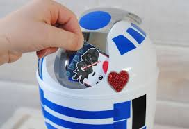 Funko has announced a valentine's day wave of star wars pop! Last Minute R2 D2 Valentines Box A Super Easy Diy She Adelle