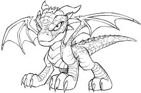 Printable Dragon Coloring Pages Dragon Color Sheet Coloring Page