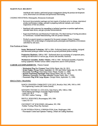 5 6 Mechanical Engineering Resume Objective Wear2014 Com