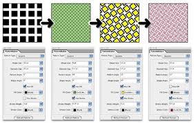 Pattern Indesign