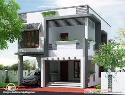 Small 2 Bedroom Homes Budget Home Design Plan By Triangle Homez Poojapura Trivandrum