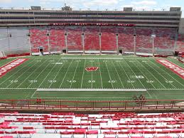 Wisconsin Camp Randall Seating Chart Camp Randall Stadium View From Upper Deck Ff Vivid Seats
