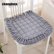 hot kitchen seat cushion floor mat 8 colors chair cushion back cushion pad dining