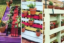 pallet garden ideas diy tutorials