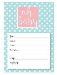 baby shower invitations free templates 25 unique baby shower invitation templates ideas on pinterest