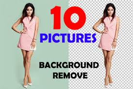 Remove Background Of 10 Pictures For 5 Seoclerks