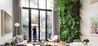 31 indoor living wall garden ideas