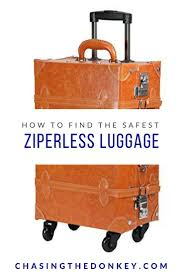 Best Zipperless Luggage Reviews Comparison Chart Updated