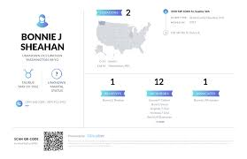 Bonnie J Sheahan, (309) 932-3452, 3920 SW 104th St, Seattle, WA ...
