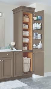 Wood Linen Cabinet Bathroom Cabinets Bathroom | Home Design Ideas ...