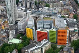google office in london. Central St Giles: Google UK Sales Team Move Into New \u0027medialand\u0027 Office In London I