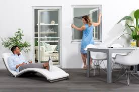 Fliegengitter Fenster Zebra Easy Spannrahmen Magnet 130 X 150 Cm